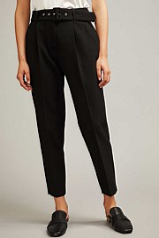 Tapered Buckle Pant