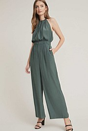 Trim Jumpsuit
