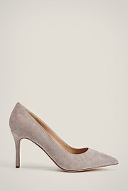Ivy 85mm Suede Pump