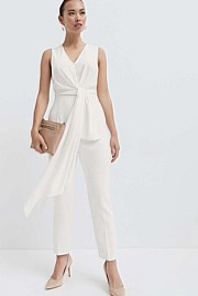 Waist Detail Jumpsuit