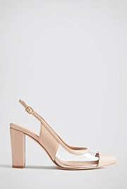 Annabel Leather Heel