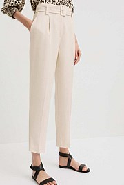 Belted Utility Pant
