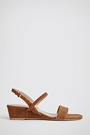 Orla Suede Wedge