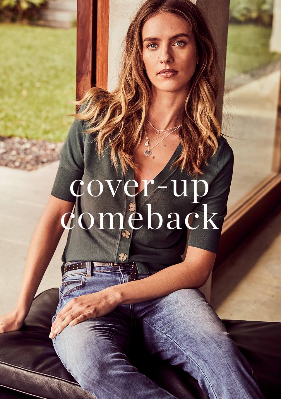 Cover-Up Comeback