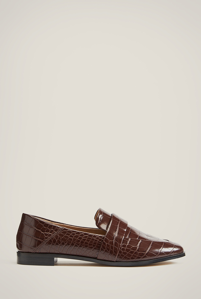 Lulu Textured Loafer