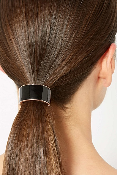 Inlay Hair Pony
