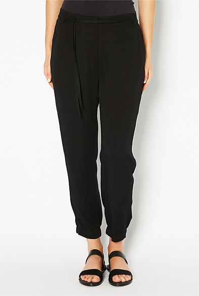 Relaxed Tie Pant