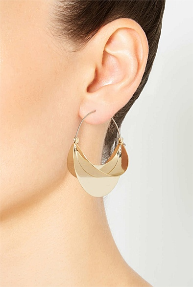 Sculptural Earrings