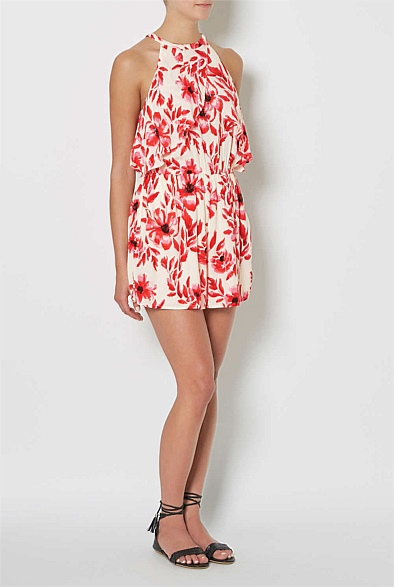 Petal Playsuit