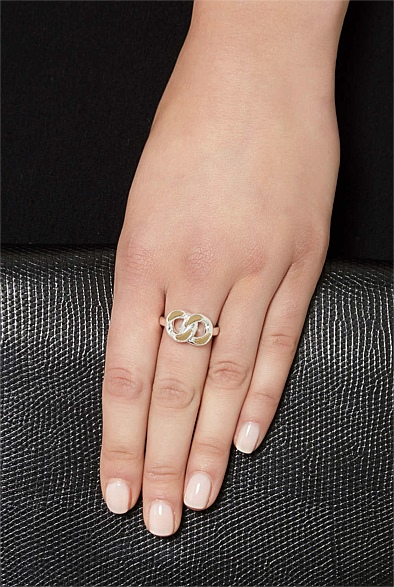 Two Tone Chain Ring