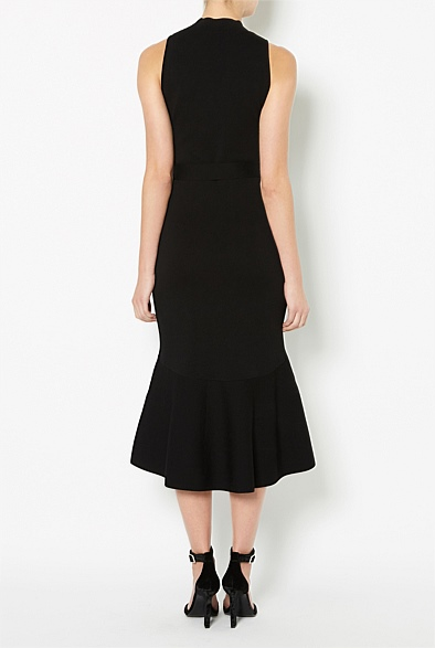 Eyelet Milano Dress