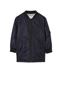 Boy Long Bomber