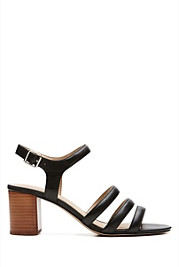 ALICE LEATHER HEEL