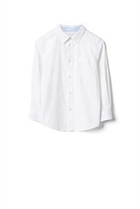 Collared Dress Shirt