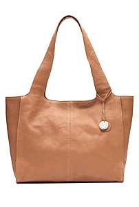 Mara Leather Tote