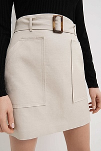 Structured Skirt